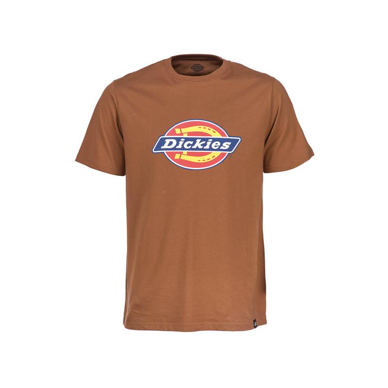 Dickies T-Shirt - Horseshoe Brown