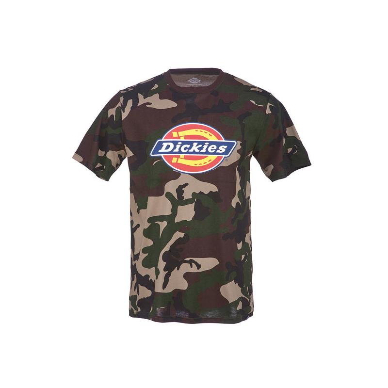 Dickies T-Shirt - Horseshoe Camouflage