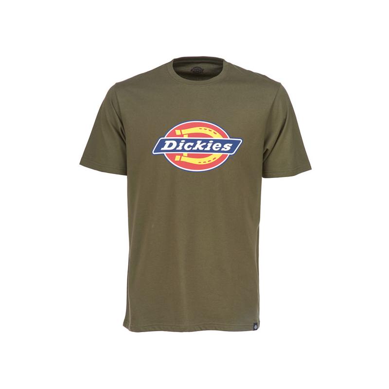Dickies T-Shirt - Horseshoe Olive