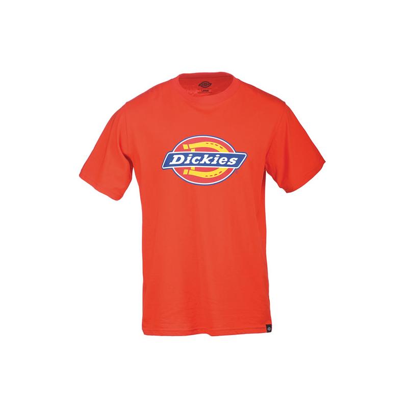 Dickies T-Shirt - Horseshoe Orange