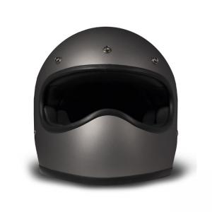 DMD Helm Racer - Matt Grau mit ECE
