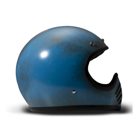DMD Helm Seventy Five - Arrow Blau mit ECE