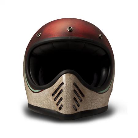 DMD Helmet Seventy Five - Swan with ECE