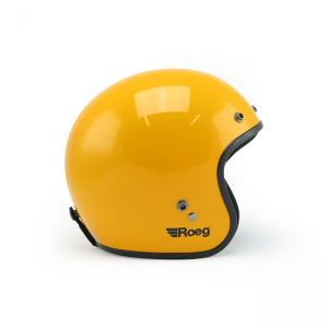 ROEG Helm Jett - Gloss Yellow mit ECE