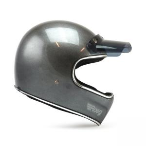 ROEG Helm Peruna - Metal Black mit ECE