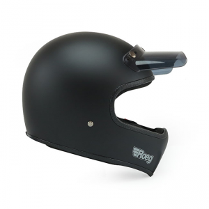 ROEG Helmet Peruna - Matte Black with ECE