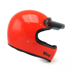 ROEG Helm Peruna - Oompa Orange mit ECE