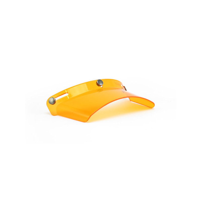 Roeg Visor - Sonny Peak Orange