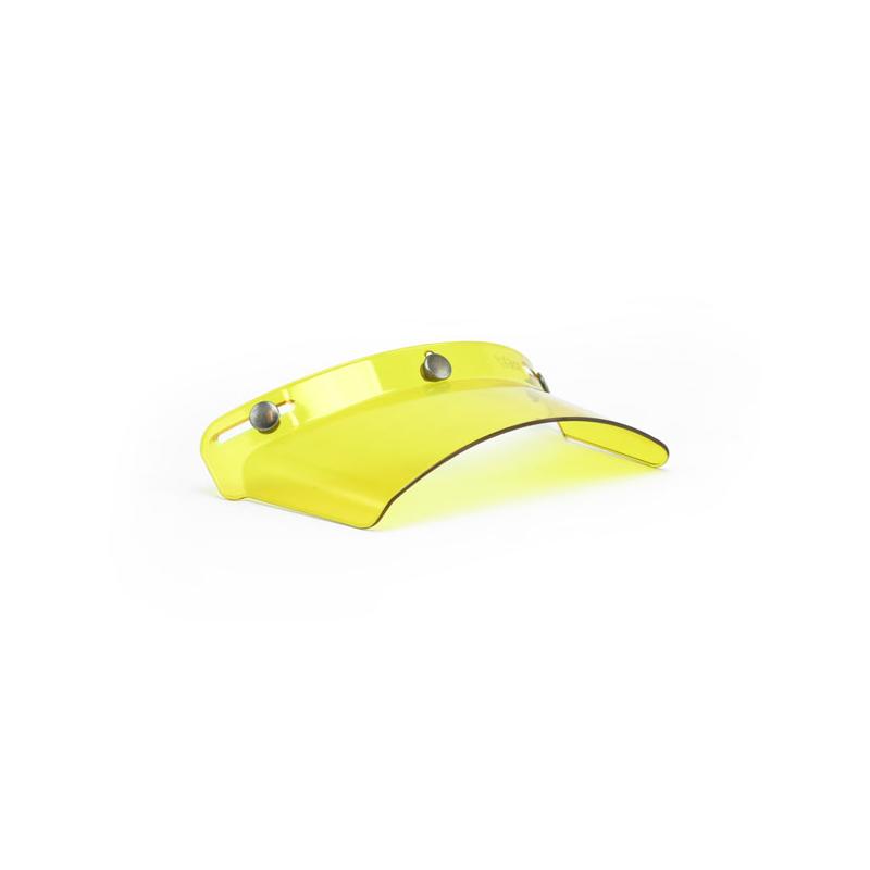 Roeg Visor - Sonny Peak Yellow