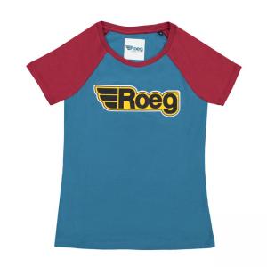 ROEG Frauen T-Shirt - Carrol Blue