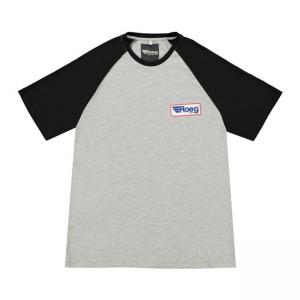ROEG T-Shirt - Burk Grey/Black