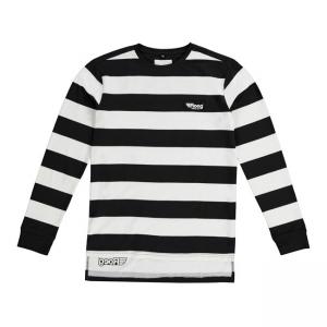 ROEG Sweater - Seb Jersey Black/White