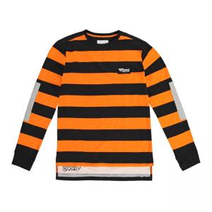 ROEG Sweater - Jeff Jersey Orange/Black