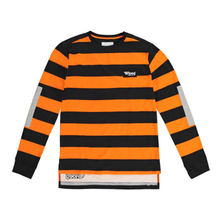 ROEG Sweater - Jeff Jersey Orange/Black