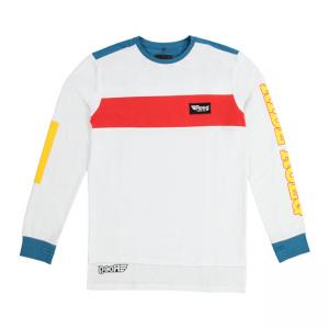 ROEG Sweater - Kent Jersey White
