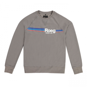 ROEG Sweater - Ton Grey