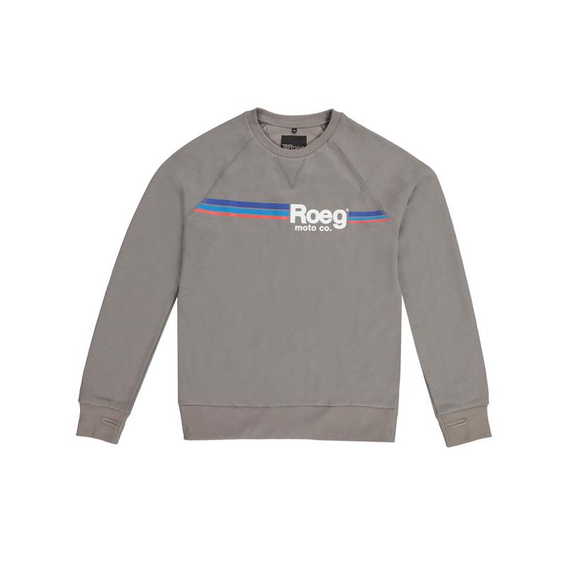 ROEG Sweater - Ton Grey