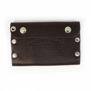 Rusty Butcher Geldbörse - Deadbeat Brown