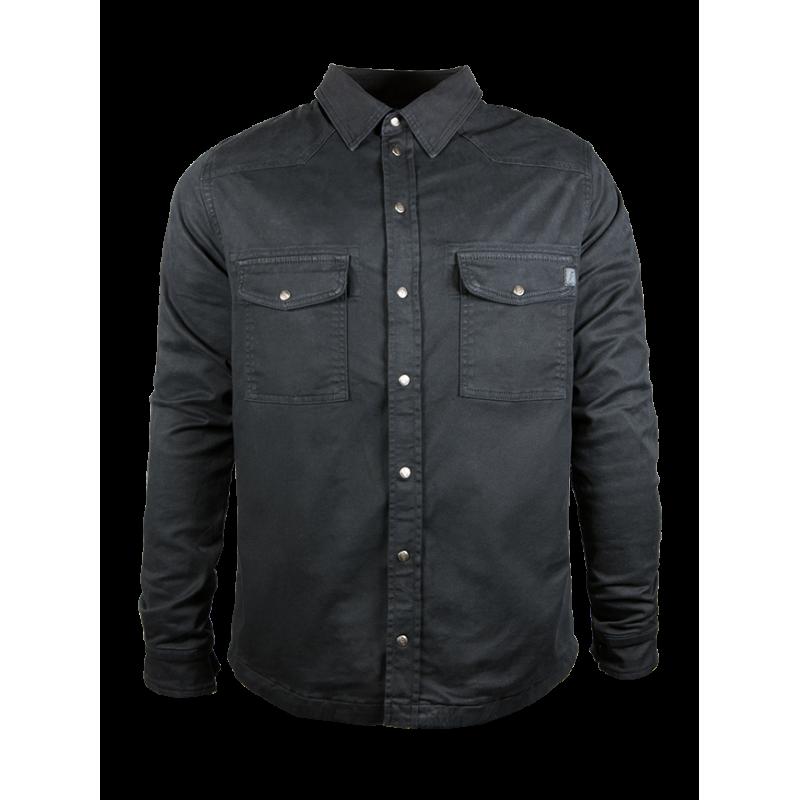 John Doe Shirt - Motoshirt Black