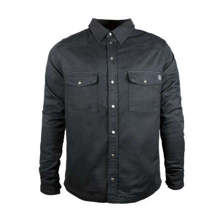 John Doe Shirt - Motoshirt Black