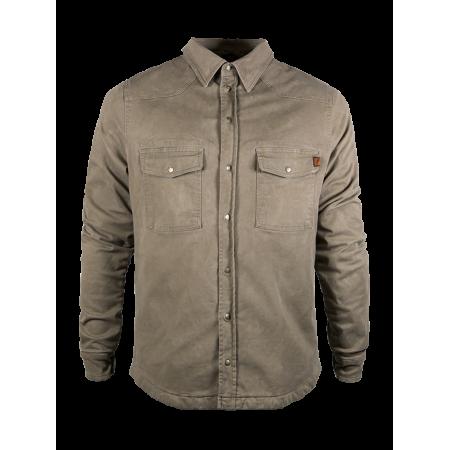 John Doe Shirt - Motoshirt Camel