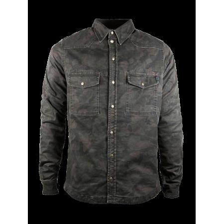 John Doe Shirt - Motoshirt Camouflage