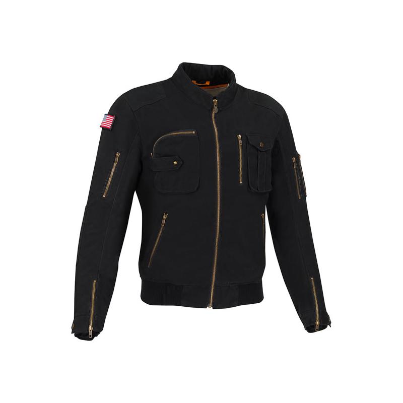 Segura Jacket - Sentinel Black