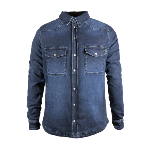 John Doe Shirt - Motoshirt Dark Blue