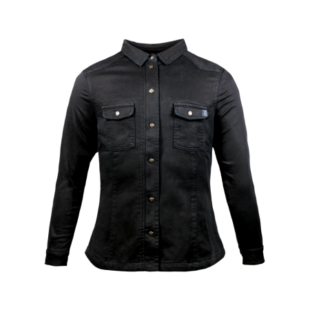John Doe Ladies Shirt - Motoshirt Black