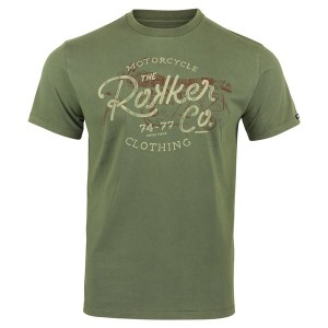 Rokker T-Shirt - Heritage Grün