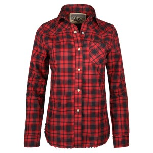 Rokker Ladies Shirt - Chayenne