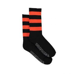 ROEG Socks - Rider Black