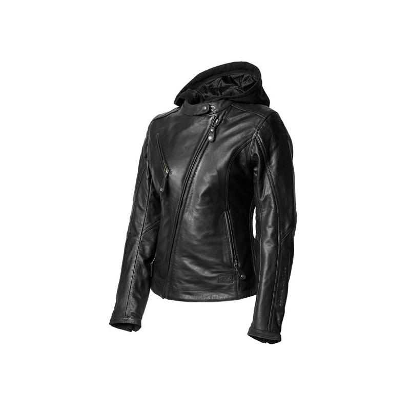 77636c019 Roland Sands Ladies Leather Jacket - Mia Black