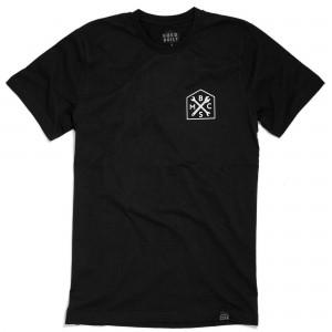 BSMC T-Shirt - Roundel Schwarz