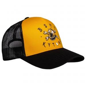 BSMC x Kytone Cap - Logo Gelb