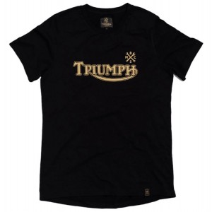 BSMC x Triumph T-Shirt -...