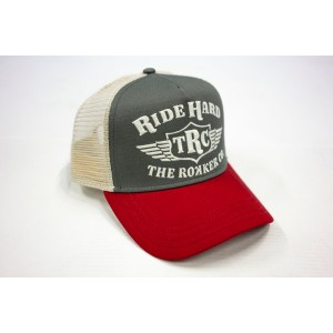 Rokker Cap - TRC Ride Hard...
