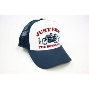 Rokker Cap - TRC Just Ride...