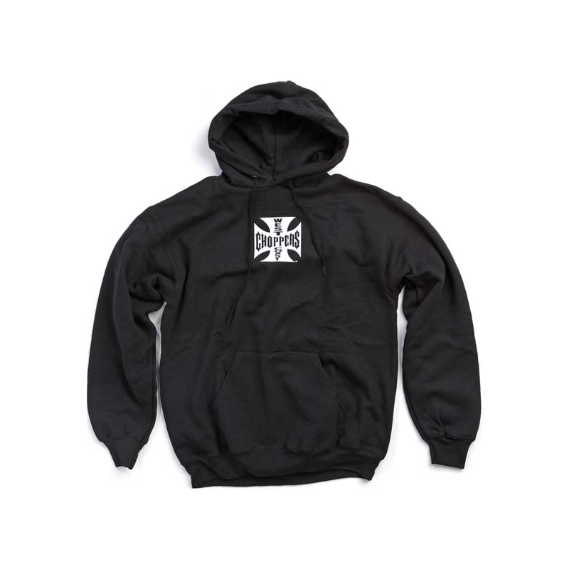 West Coast Choppers Hoodie - Maltezer Cross