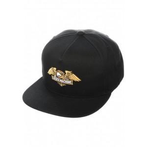 LMC Cap - Wings Snapback...