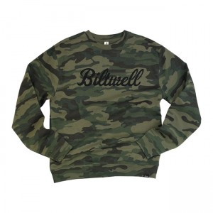 Biltwell Sweater - Script Camo