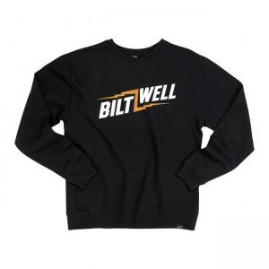 Biltwell Sweater - Bolts Black