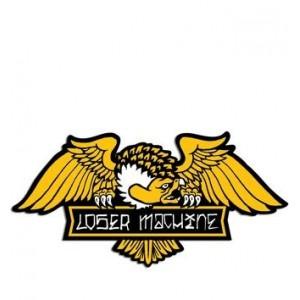Loser Machine Sticker -...