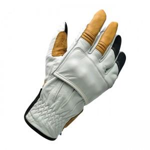 Biltwell Gloves - Belden White
