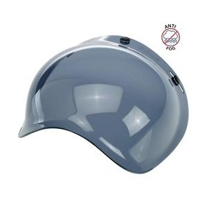 Biltwell Bubble Visor - Smoke