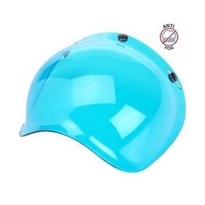 Biltwell Bubble Visier - Blau