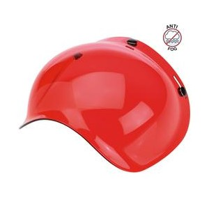 Biltwell Bubble Visor - Rose
