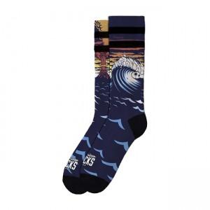 American Socks - Tsunami