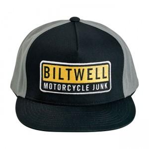 Biltwell Snapback Cap - Junker