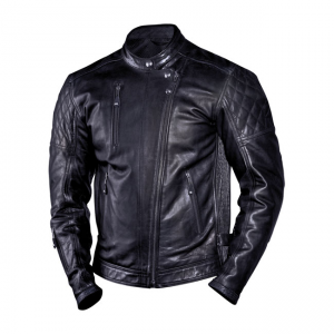 Roland Sands Leather Jacket - Clash Black